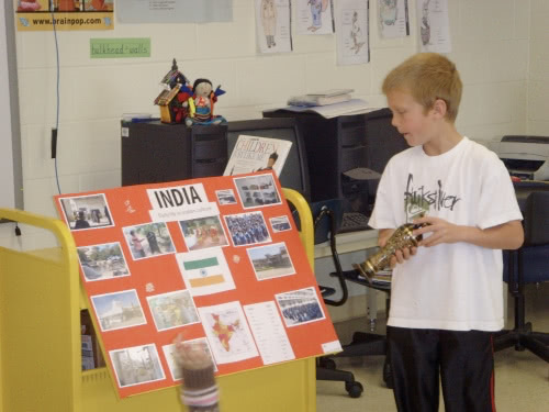 ways to present a book report